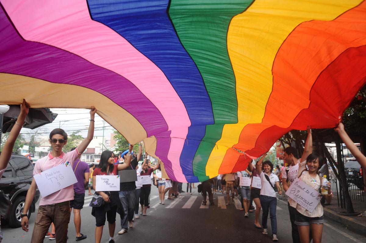 Lesbian community philippines