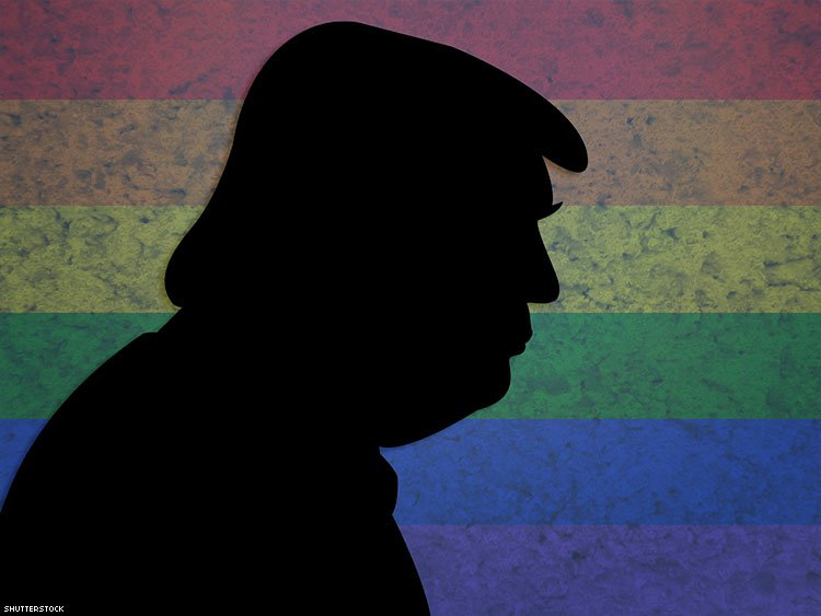 Still Trying to Portray Trump as an LGBT Advocate? Here Are Some Facts